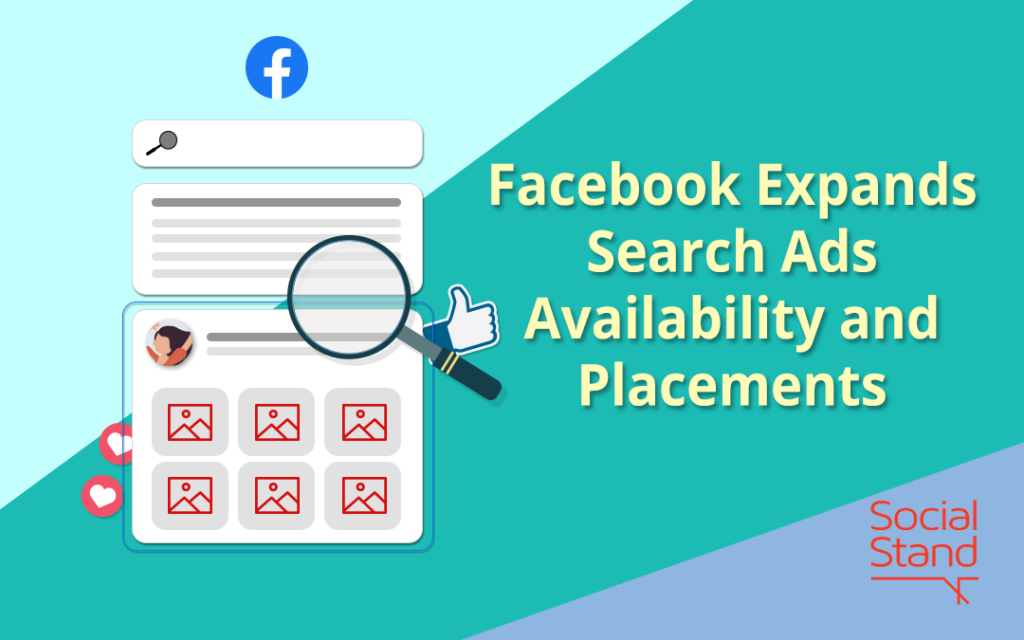 Facebook Expands Search Ads Availability and Placements