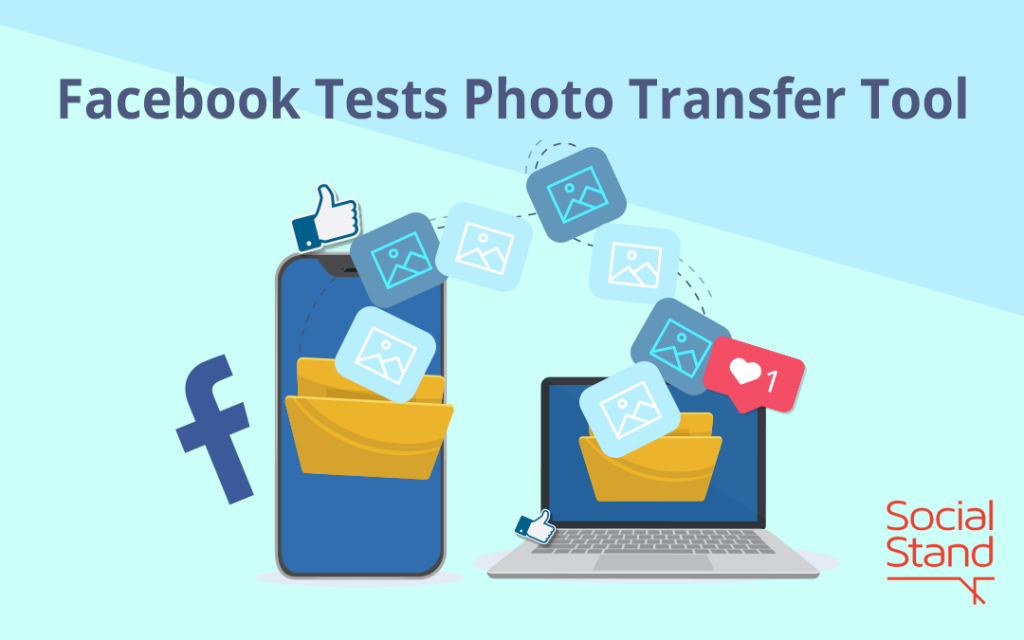 Facebook Tests Photo Transfer Tool