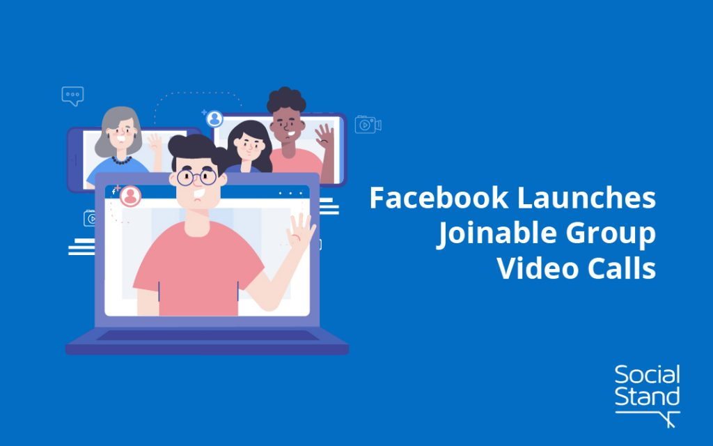 Facebook Launches Joinable Group Video Calls