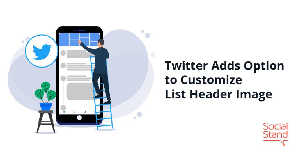 Twitter Custom List Header