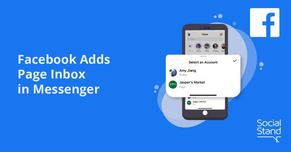 Facebook Page Inbox in Messenger