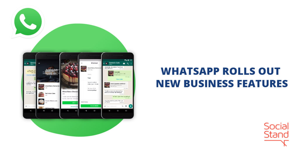 WhatsApp Rolls Out New Business Features