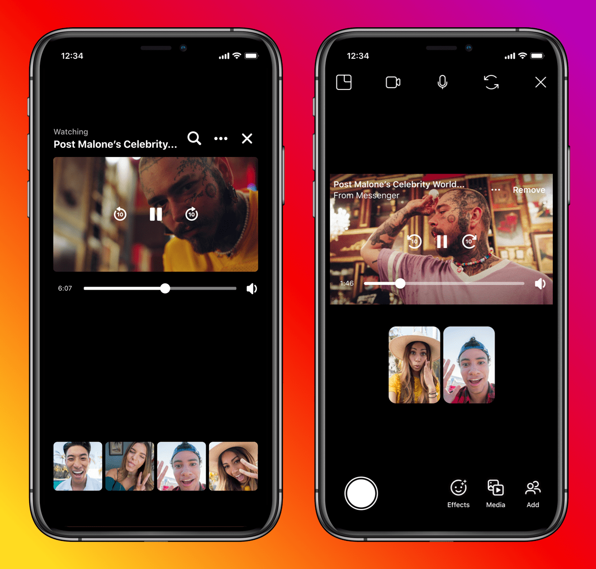 A New Messaging Experience on Instagram