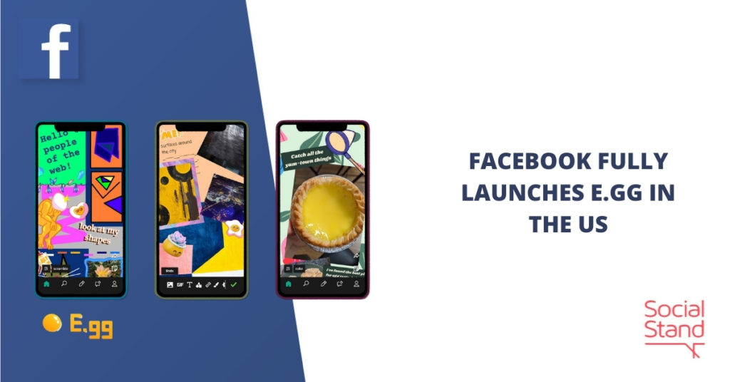 Facebook Fully Launches E.gg in the U.S.