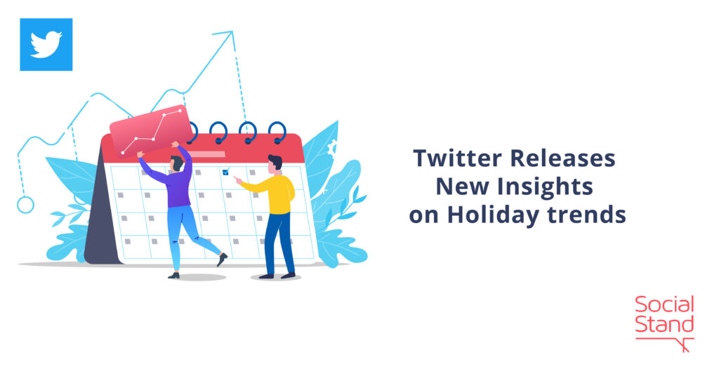 Twitter Releases New Insights on Holiday Trends