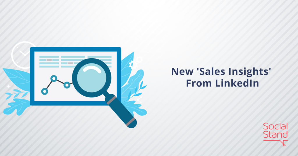 New 'Sales Insights' From LinkedIn