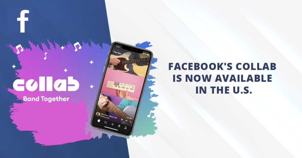 Facebook's Collab Is Now Available in the U.S.