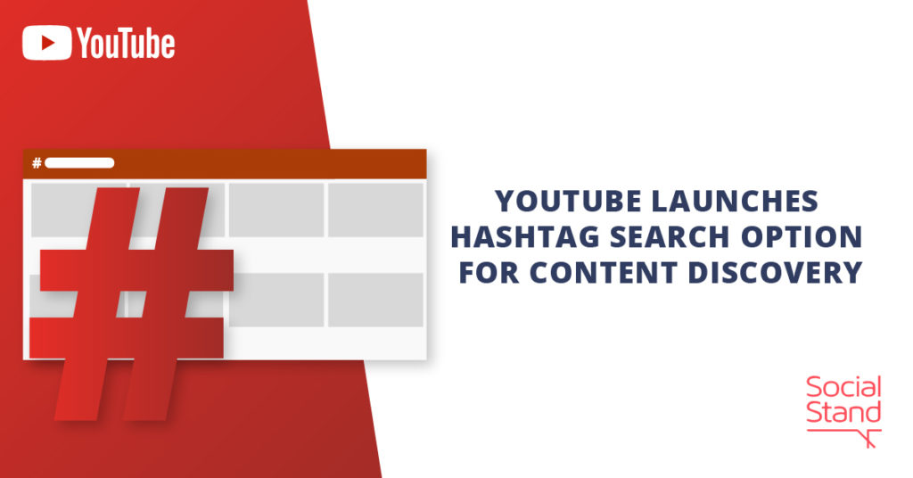 YouTube Launches Hashtag Search Option for Content Discovery