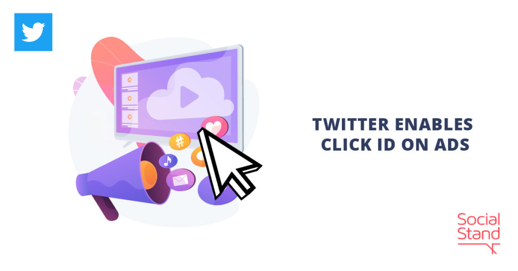 Twitter Enables Click ID on Ads