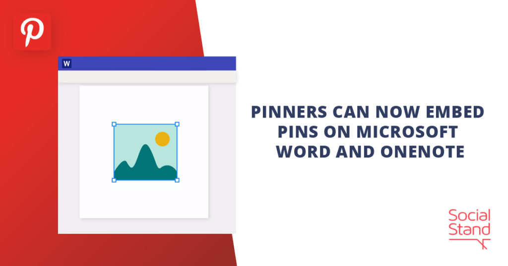 Pinners Can Now Embed Pins on Microsoft Word and OneNote