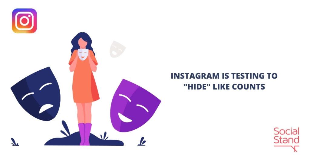 "Instagram is Testing to Hide ""Like"" Counts"