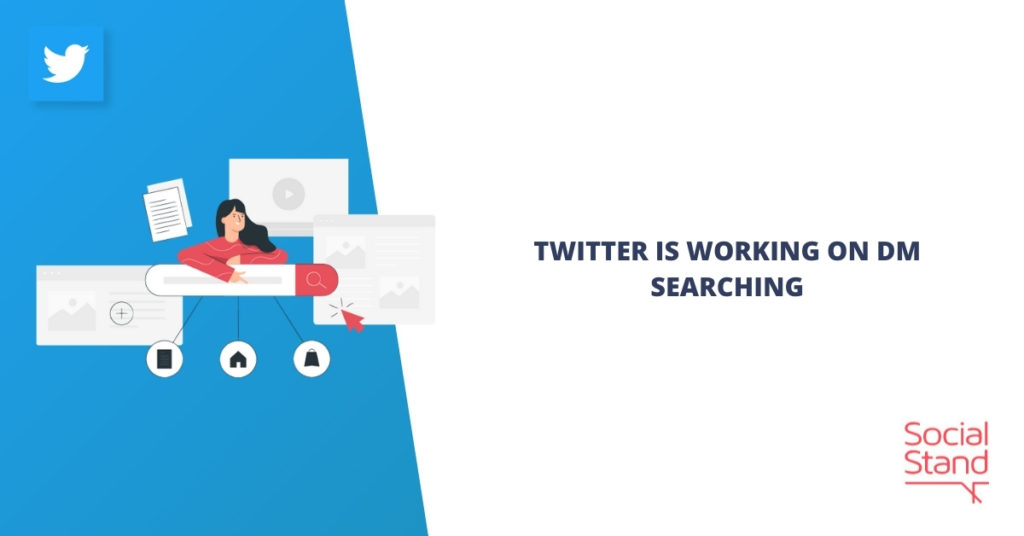 Twitter Is Working on DM Searching