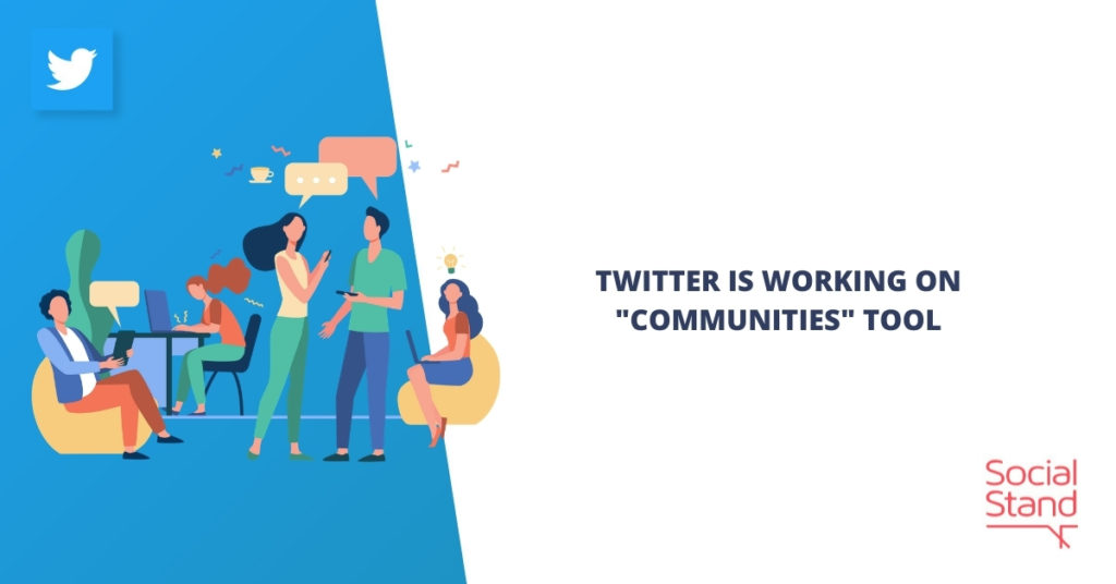 "Twitter Is Working on ""Communities"" Tool"