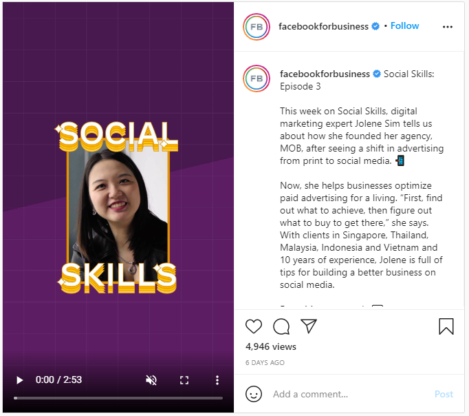 """Facebook Social Skills Video Series Part 3 – """"Ad Placement"""""""