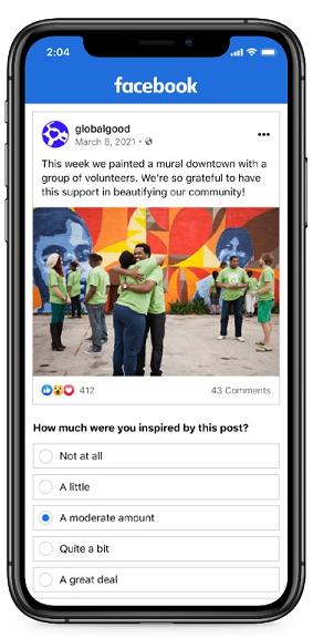 Facebook Explores More Feedback Driven News Feed
