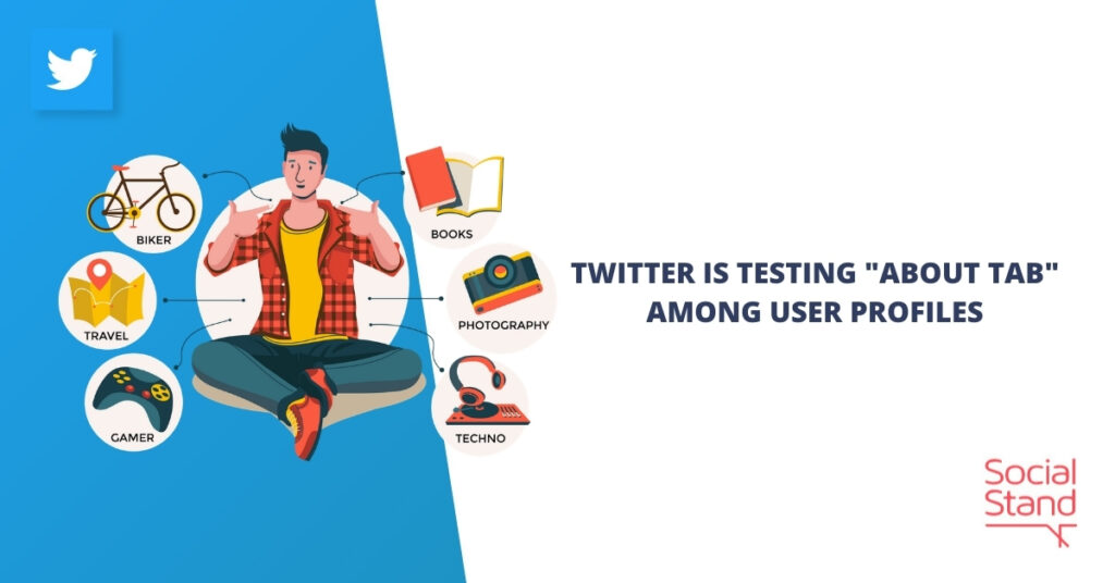 """Twitter is Testing """"About Tab"""" Among User Profiles"""