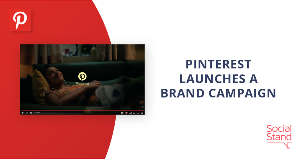 Pinterest Launches a Brand Campaign