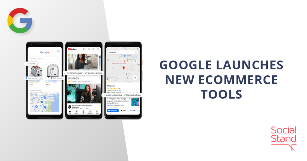 Google Launches New eCommerce Tools