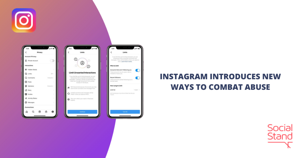 Instagram Introduces New Ways to Combat Abuse