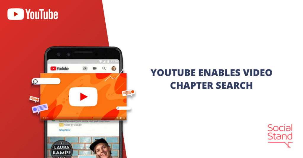 YouTube Enables Video Chapter Search