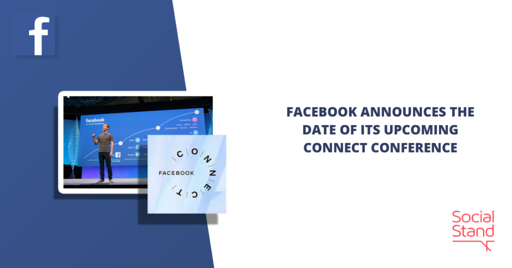 Facebook Announces the Date of Its Upcoming Connect Conference
