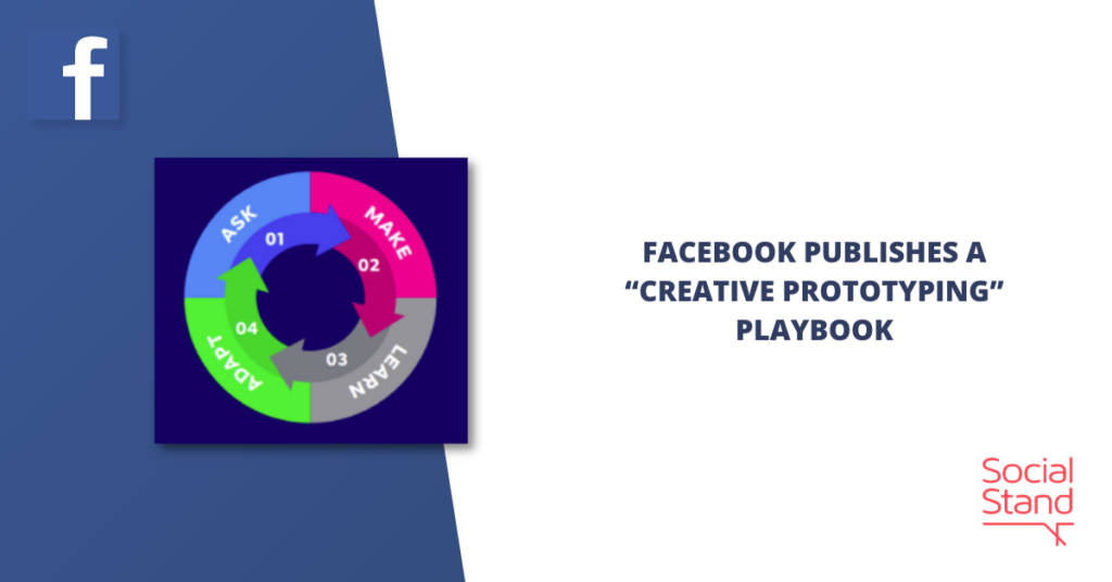"""Facebook Publishes a """"Creative Prototyping"""" Playbook"""