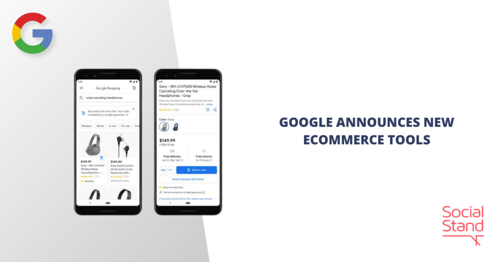 Google Rolls Out New Ecommerce Tools