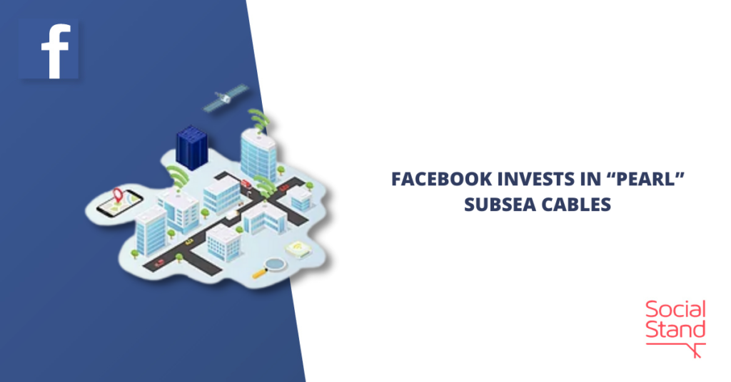 """Facebook Invests in """"Pearl"""" Subsea Cables"""