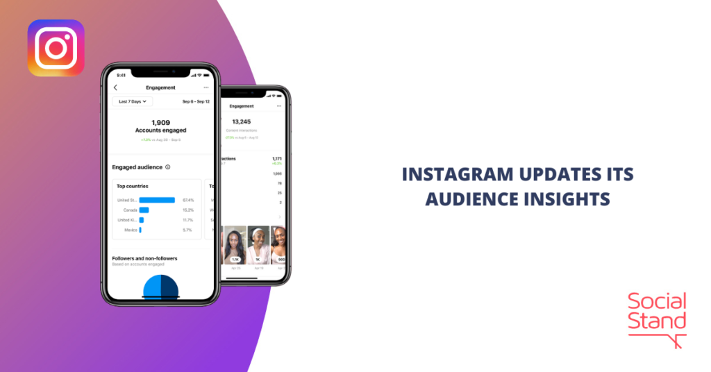 Instagram Updates Its Audience Insights