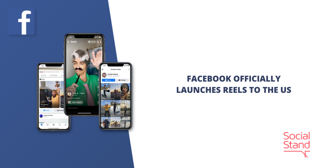 Facebook Officially Launches Reels to the US