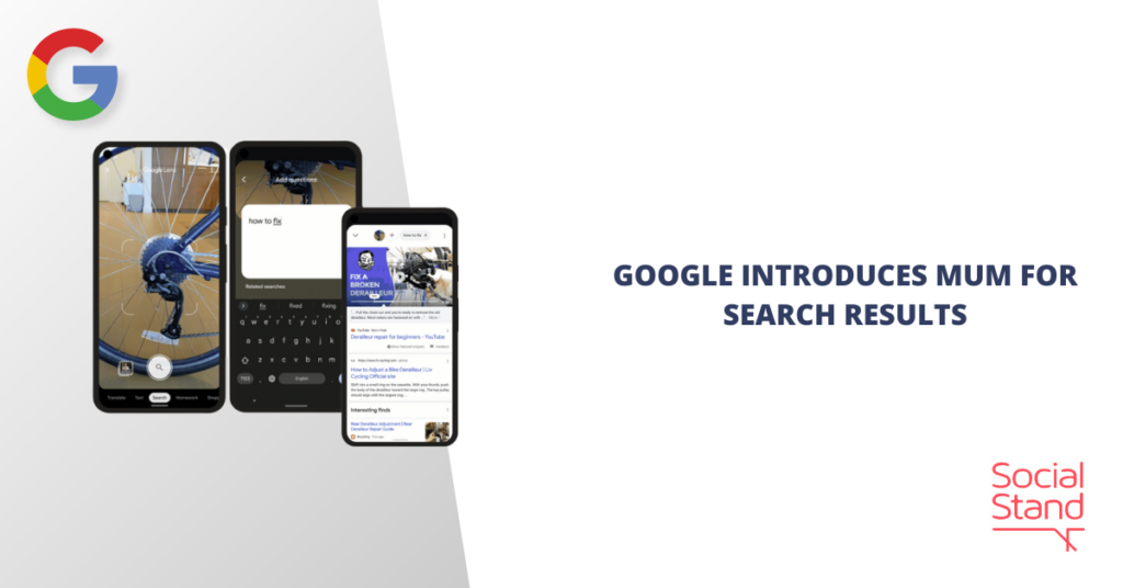 Google Introduces MUM for Search Results