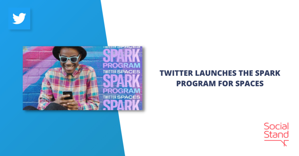 Twitter Launches the Spark Program for Spaces