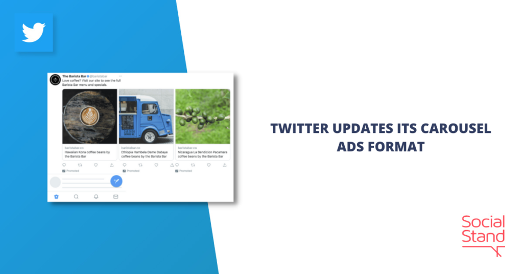 Twitter Updates Its Carousel Ads Format